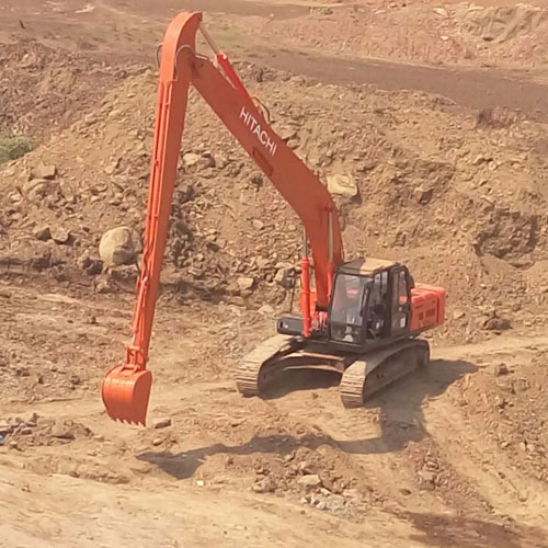 Long Reach for all Excavators/Backhoes